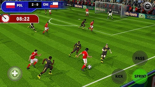 Pro Soccer Challenges 2018: World Football Stars Android Game Image 2