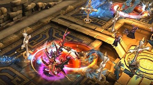 Rise Of Ragnarok: Asunder Android Game Image 1