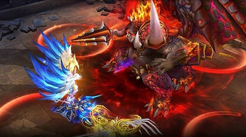 Rise Of Ragnarok: Asunder Android Game Image 2