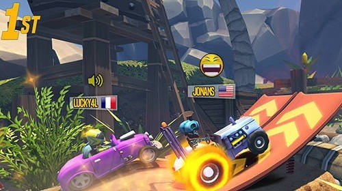 Max Up: Multiplayer Racing Android Game Image 1