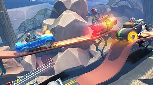 Max Up: Multiplayer Racing Android Game Image 2