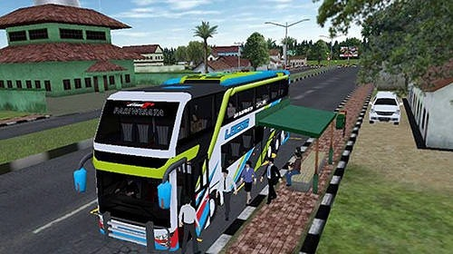 Mobile Bus Simulator Android Game Image 1