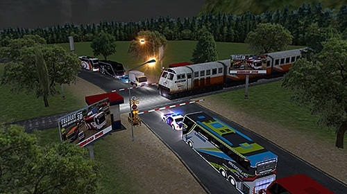 Mobile Bus Simulator Android Game Image 2