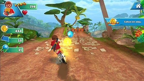 Playmobil: The Explorers Android Game Image 2