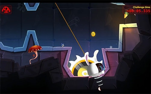 Space Rabbits In Space Android Game Image 1