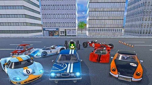 Ultimate Car Driving Simulator: Classics Android Game Image 1