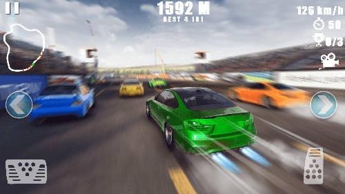 Car Racing: Dirt Drifting Android Game Image 1
