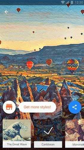 Prisma Photo Editor Android Application Image 2