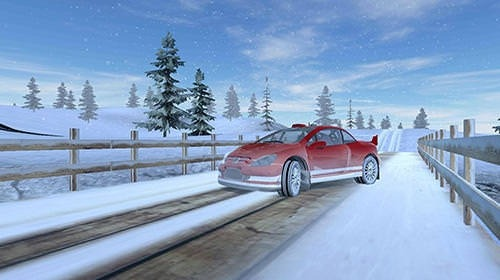 Off-road Rally Android Game Image 1
