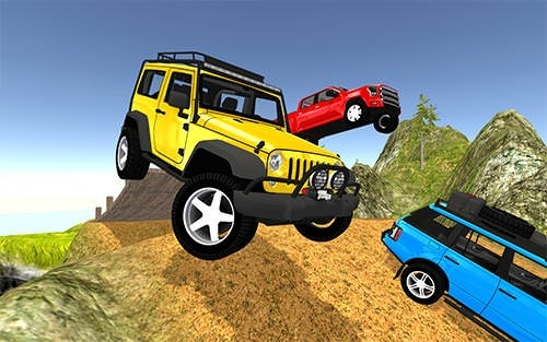 Offroad Racing Challenge Android Game Image 1