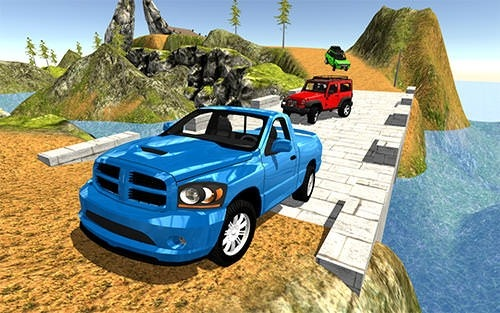 Offroad Racing Challenge Android Game Image 2