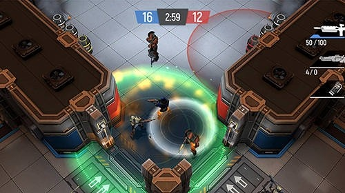 Aftermath: Online PvP Shooter Android Game Image 2