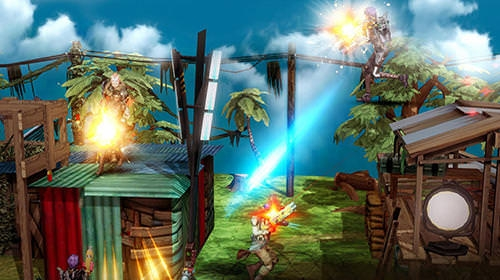 Edge Of Combat Android Game Image 2