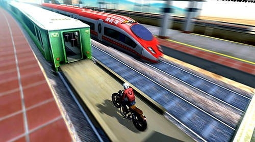 Subway Rider: Train Rush Android Game Image 1