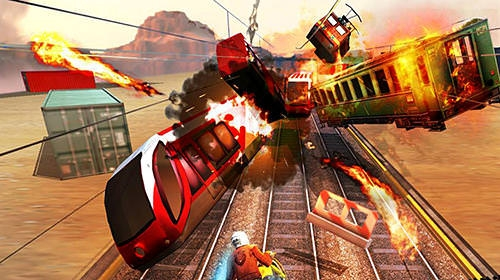 Subway Rider: Train Rush Android Game Image 2