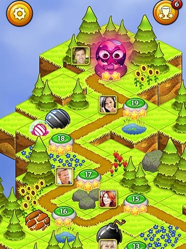 Bubble Bust 2! Pop Bubble Shooter Android Game Image 1