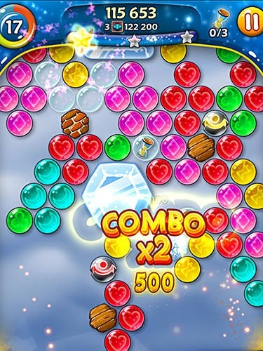 Bubble Bust 2! Pop Bubble Shooter Android Game Image 2