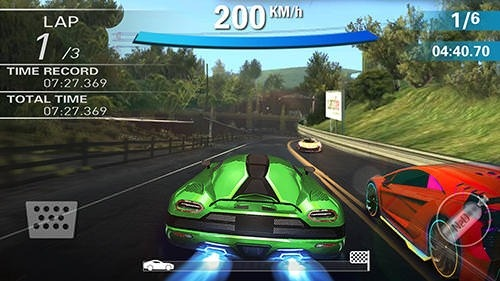 Crazy Racing Car 3D Android Game Image 3