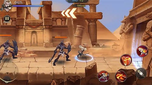 Eleria: Call To Arms Android Game Image 1
