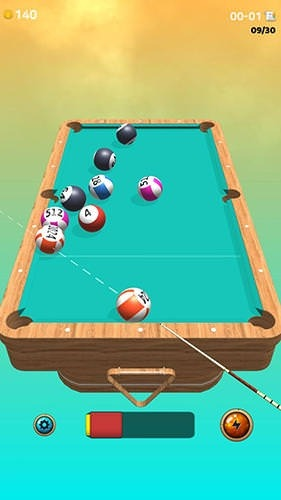 Pool 2048 Android Game Image 1