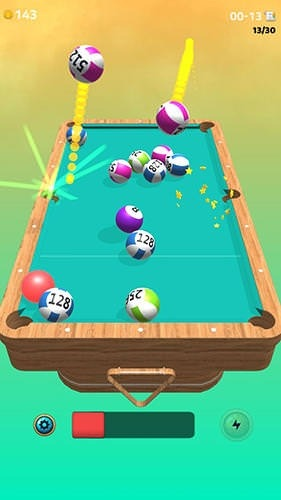 Pool 2048 Android Game Image 2