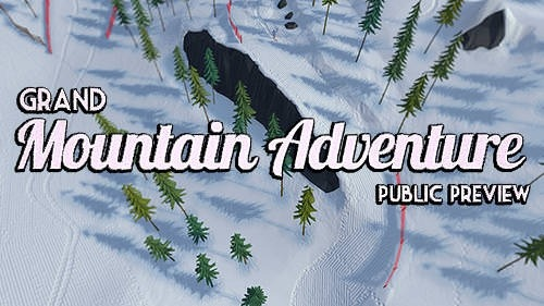 Grand Mountain Adventure Android Game Image 1