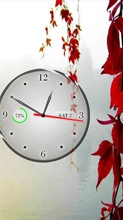 Download Free Android Wallpaper Clock, Calendar, Battery ...