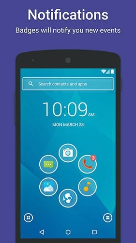 Smart Launcher 3 Android Application Image 3