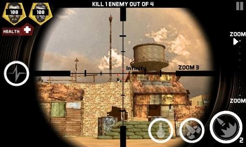 American Snipers Android Game Image 2