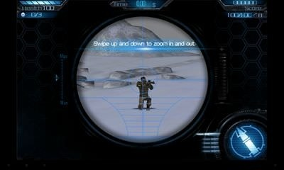 ISniper 3D Arctic Warfare Android Game Image 3