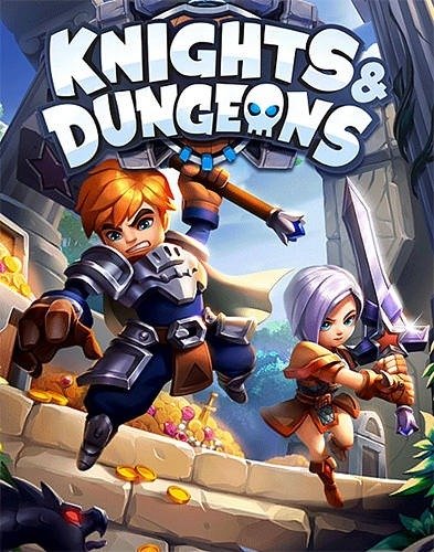 Knights And Dungeons Android Game Image 1