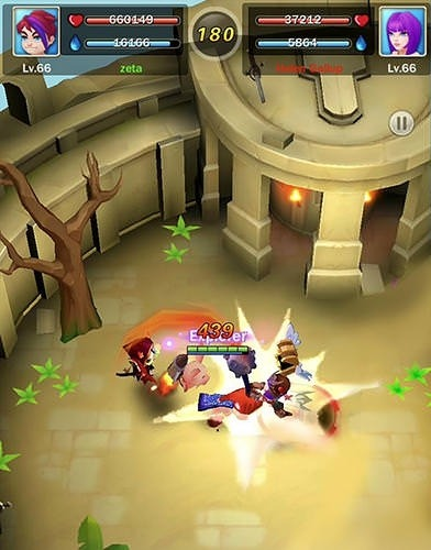 Knights And Dungeons Android Game Image 3