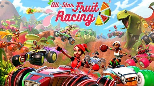 All-star Fruit Racing VR Android Game Image 1