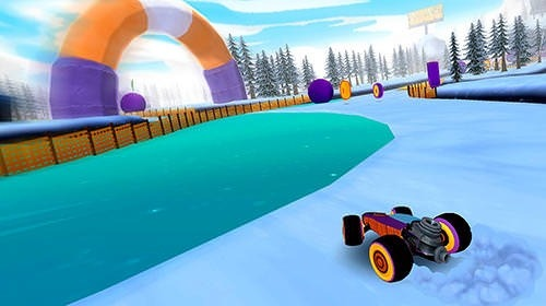 All-star Fruit Racing VR Android Game Image 3