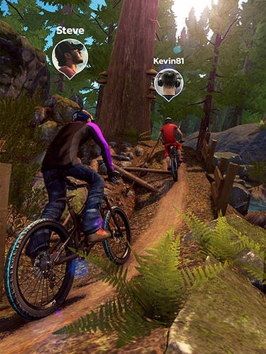 Bike Unchained 2 Android Game Image 2