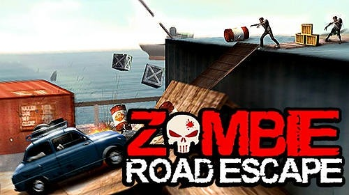 Zombie Road Escape: Smash All The Zombies On Road Android Game Image 1