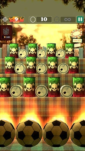 Hit And Knock Down Android Game Image 2