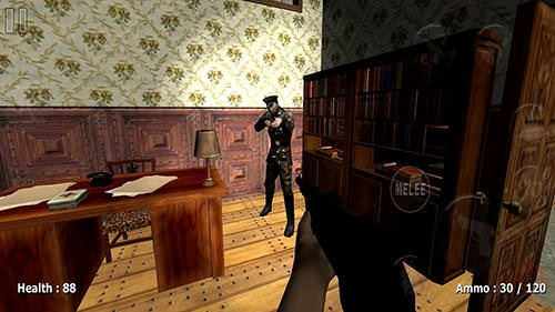 Slenderman History: WW 2 Zombies Android Game Image 2
