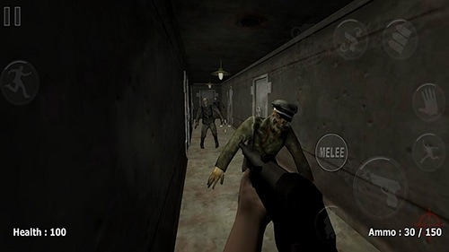 Slenderman History: WW 2 Zombies Android Game Image 3