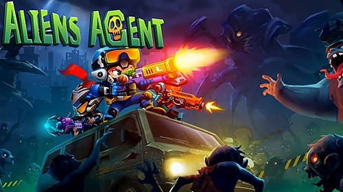 Aliens Agent: Star Battlelands Android Game Image 1