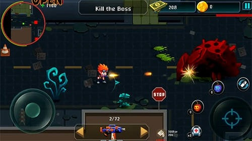 Aliens Agent: Star Battlelands Android Game Image 2