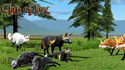 Clan Of Fox Android Game Image 1
