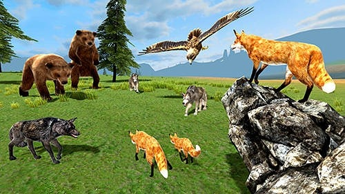 Clan Of Fox Android Game Image 2
