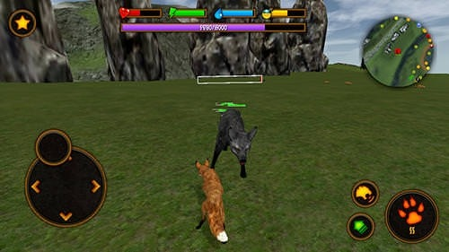 Clan Of Fox Android Game Image 3