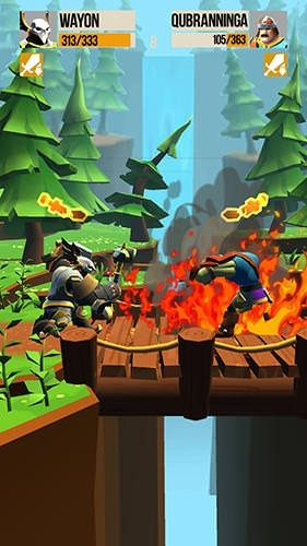 Duels Android Game Image 2