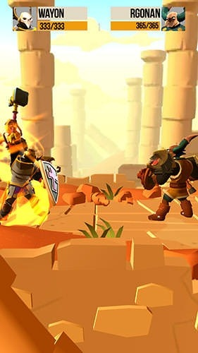 Duels Android Game Image 3