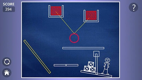 Brain Hit On: Stickman Rope Swing Puzzle Games Android Game Image 4