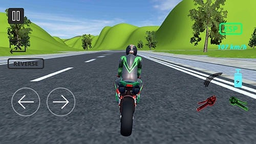 Moto Extreme Racing Android Game Image 3