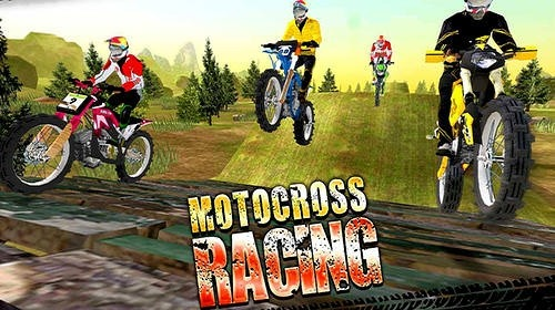 Motocross Racing Android Game Image 1