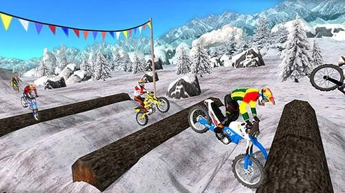 Motocross Racing Android Game Image 2